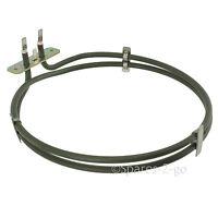 BEKO Fan Oven Cooker Heater Element 2100 Watt 25mm Spade Connectors