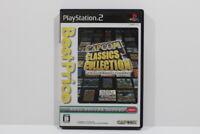 Capcom Classics Collection PS PlayStation 2 PS2 Japan Import 2P492 READ