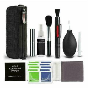 18pcs/Set Professional DSLR Lens Camera Cleaning Kit H8M4 For Canon/Nikon B5X7