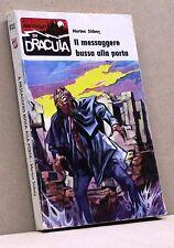 IL MESSAGGERO BUSSA ALLA PORTA - M. Sidney [Libro, I racconti di Dracula n. 23]
