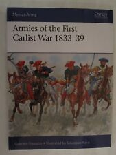 Osprey Men at Arms 515 - Armies of the First Carlist War 1833–39