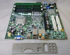 RN474 0RN474 Dell Vostro 400 Tower Socket 775 / LGA775 Motherboard With CPU &RAM