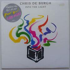 CHRIS DE BURGH Into The Light 1986 OZ A&M EX/EX