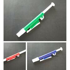 3 Models Adjustable Pipette Pipet Pump Manual Pipette Filler Single Channel