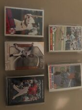 30 Boston Red Sox Baseball Card Lot 1960's-2010's Rookies/Stars 6 Decades of Sox