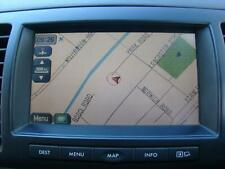 SUBARU LIBERTY SAT NAV HEAD UNIT, 4TH GEN, 09/03-08/09