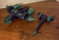 2008 Transformers Animated Voyager Class Decepticon LUGNUT