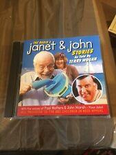 BBC RADIO 2 CD TERRY WOGAN BREAKFAST SHOW JANET AND JOHN STORIES