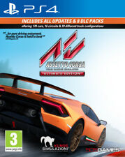 Assetto Corsa-Ultimate Edition | PLAYSTATION 4 PS4 NUOVO PREORDER