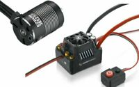 Hobbywing EZRUN MAX10 SCT 120A Speed Controller + 3652 G2 KV3300 Brushless Motor