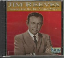 Country Music Hall of Fame 1967 by Jim Reeves (CD,BRAND NEW SEALED,FREE SHIP USA