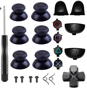 Button Knöpfe Tasten 16-teiliges Set Für Playstation4 PS4 Controller JDM-001 011