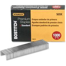 "Bostitch Standard Staples 1/4"" 1000/BX 50SK"