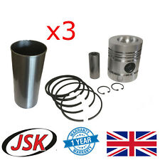 Pistons Liners Pins Rings & Circlips for Leyland / Marshall Tractor 245 253 502