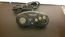 NEW Controller Gamepad for Sega Genesis and Sega CD Interact 6 Button Superpad