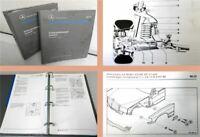 Werkstatthandbuch Mercedes Benz 129 - 208 210 AMG Einbauanleitungen Zubehör