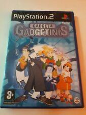 Gadget et gadgetinis jeu playstation 2