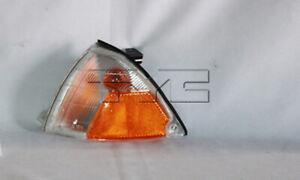 Parking/Side Marker Light Reflector for 89-94 Geo Metro/Chevy Sprint Left Side