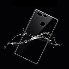 Ultra Thin Slim Clear Crystal Soft TPU Silicone Case Cover Skin for Huawei Phone P9