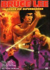 Bruce Lee Against Superman -(1975) - X2 DVDS + Mediabook - Bruce Li..