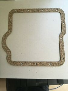 Fordomatic 1959-64 2 Speed aluminum case trans pan gasket Comet Falcon Ford Merc