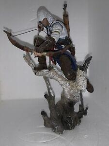 Figur - Assassins Creed - Connor the Hunter / Assassins Creed III (3) Statue