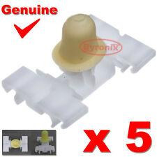 BMW SERIE 3 e36 e46 DOOR stampaggio tagliare clip striscia rubstrip esterno in plastica