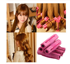 6 pcs Magic Foam Rollers Soft Curler Twist Sponge Hair Styling DIY hand Tools