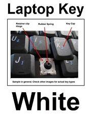 HP Keyboard KEY - Pavilion dv3-2000 dv4-1000 dv5-1000 - Glossy White
