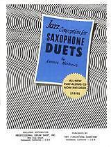 NIEHAUS JAZZ CONCEPTION FOR SAXOPHONE DUETS + CD
