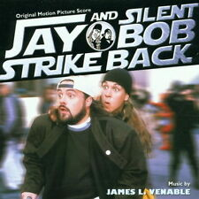 CD Soundtrack James L. Venable Jay And Silent Bob Strike Back 2001 OST