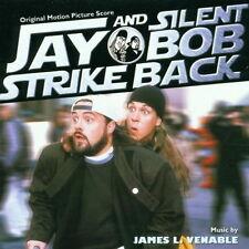 CD Soundtrack James L. Venable Jay And Silent Bob Strike Back 2001 OST