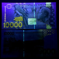 SAINT THOMAS - 10000 Dobras 2013 Banknote World Paper Money UNC Currency Bill