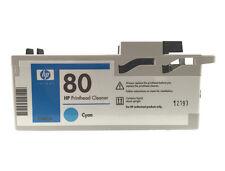 HP 80 Cyan Print head Cleaner HP Designjet Printers 1050c Plus 1055cm
