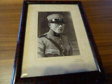 Militär, 1.WK, Portraits Soldart in Uniform