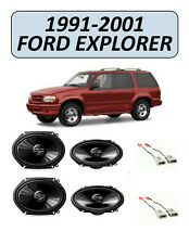 NEW for FORD EXPLORER 1991-2001 Factory Speakers Replacement Kit, PIONEER
