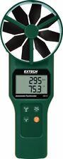 Extech AN310 Vane CFM/CMM Anemometer/Psychrometer