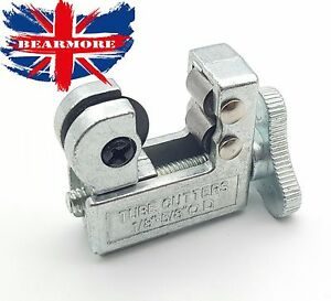 """MINI SLICE TUBE AIR-CONDITION PIPE-CUTTER A ROLLER FOR COPPER 1/8"""" - 5/8"""" 3-15mm"""