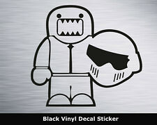 Domo Stig JDM Dub Funny Vinyl Decal Sticker Car Van 4x4 Bumper Window Black