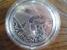 france 10 euros argent 2010 champagne-ardenne