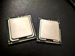 SLBVX Intel Xéon X5690 6 Coeur 3.46GHz 12MB 6.40GT/S 130W Processeur