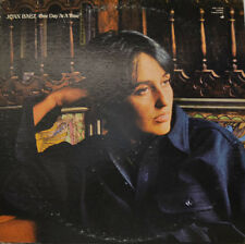 """JOAN BAEZ - ONE DAY AT A TIME 12 """" LP (W492)"""