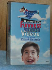 Americas Funniest Home Videos - The Best of Kids and Animals (DVD, 2005, 3-Di...