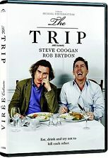 NEW DVD - COMEDY  // THE TRIP -  Steve Coogan, Rob Brydon ( TRISTAM SHANDY )