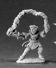 Corim Gnome Sorcerer Reaper Miniatures Dark Heaven Legends Mage Wizard Caster