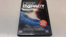 DVD  Deep Impact [Special Edition] In der Hauptrolle Morgan Freeman, Téa Leoni