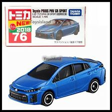 TOMICA 76 TOYOTA PRIUS PHV GR SPORT 1/65 TOMY 2018 MAY NEW Model First edition