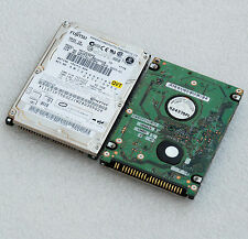 "40GB IDE PATA RÁPIDO+SILENCIOSO 2,5"" 6,25 cm HDD DISCO DURO FUJITSU MHT2040AS"