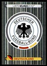 Panini Euro 2012 (Swiss Platinum Edition) Badge (Germany) No. 224