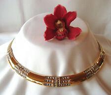 Noble Pierre Lang Collierkette Collier vergoldet Kette / bc 370